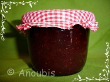 Brotaufstrich - Erdbeerkonfitüre mit Whisky - Rezept
