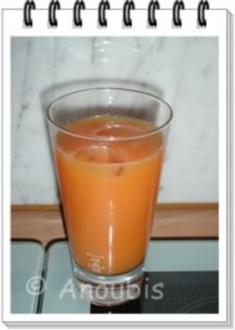 Kaltgetränk - Campari-Orange - Rezept