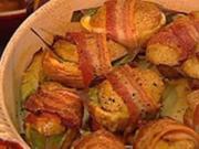 Gruyère - Gefüllte Kartoffeln - Rezept