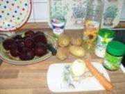 Feines Rote Beete Süppchen - Rezept