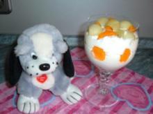 Dessert......Quark-Früchte.......für Elke - Rezept