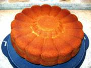 Eierlikör-Vanillekuchen - Rezept