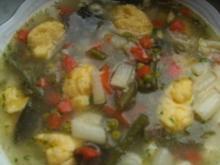 Gemüsesüppchen - Rezept
