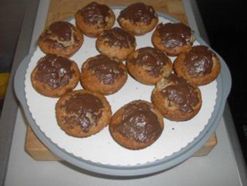 bananen nuss muffins rezept mit bild. Black Bedroom Furniture Sets. Home Design Ideas