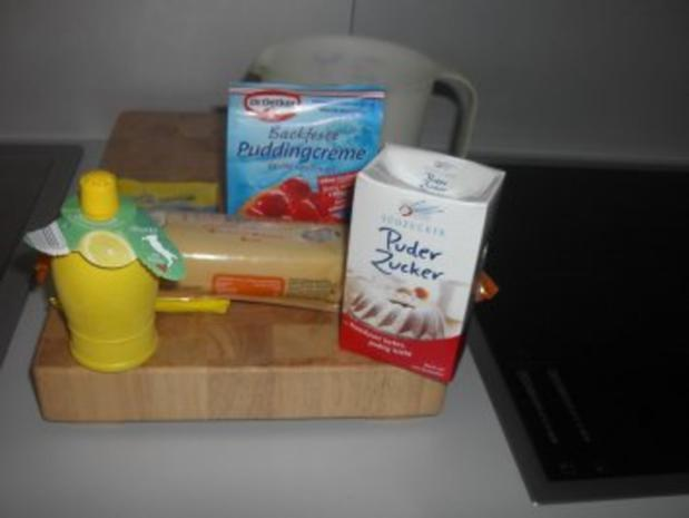 Mohn - Pudding - Schnecken - Rezept - Bild Nr. 3