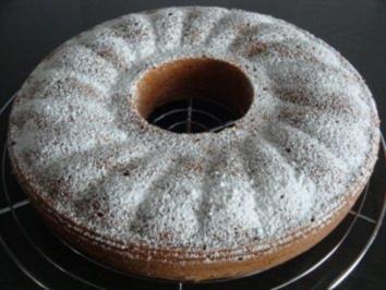 Quark-Kranzkuchen - Rezept