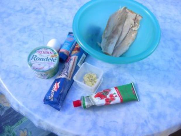 Forellen - Snack - Rezept - Bild Nr. 4