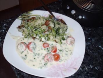 Gemüse-Reis-Pfanne - Rezept