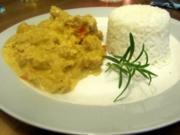 indisches Chicken Korma - Rezept