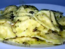 Steinpilz-Ravioli - Rezept