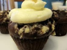 saftige Schokoladenmuffins - Rezept
