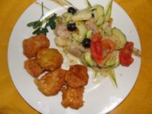 Fisch :  -Alaska- Knusper Seelachs- - Rezept