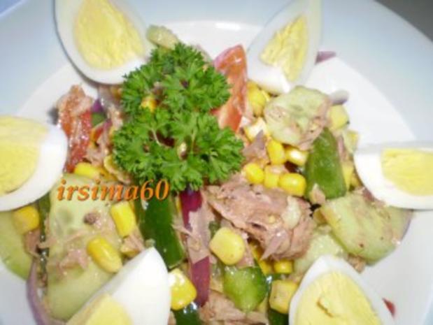 Irmi's bunter Sommersalat - Rezept - Bild Nr. 2