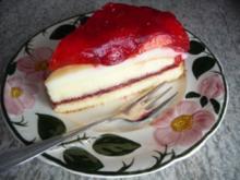Kuchen - Meine Erdbeertorte - Rezept