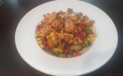Country Kartoffelsalat - Rezept