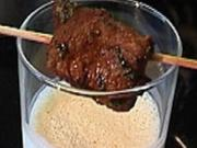 Kokos-Curry-Schaumsuppe - Rezept