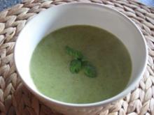 Leichte Brokkoli-Créme-Suppe - Rezept