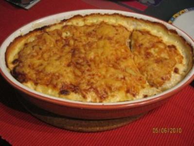 Klassischer Kartoffelgratin - Rezept