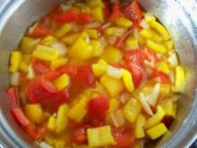 Sauce: Paprika-Sauce - Rezept