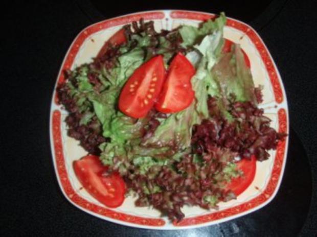 Spare Ribs vom Grill (Smookey) Zuckermais und Salat - Rezept - Bild Nr. 4
