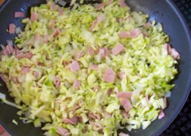Kochen: Zucchini-Rührei - Rezept - Bild Nr. 4