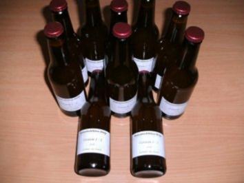 Rezept: Getränk: Holunderblüten-Sirup