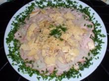 Bayrischer-Wurstsalat - Rezept