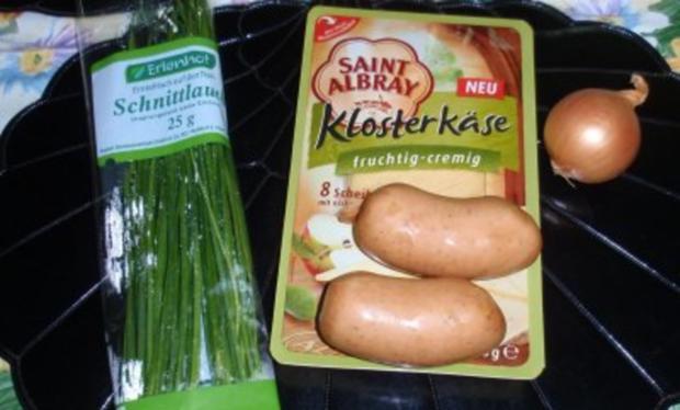 Bayrischer-Wurstsalat - Rezept - Bild Nr. 2