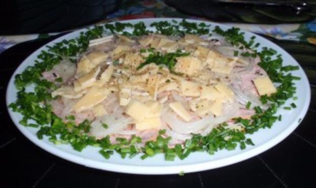 Bayrischer-Wurstsalat - Rezept - Bild Nr. 5