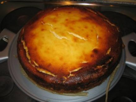 Käse-Kirsch-Kuchen der 1001 - Rezept