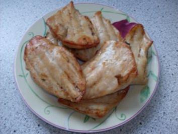 gegrillte Hühnerfilets - Rezept