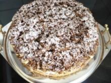 Maulwurf - Torte - Rezept