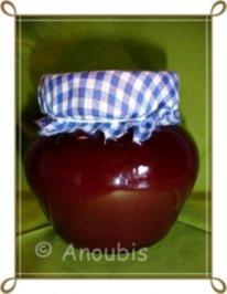 Brotaufstrich - Erdbeerkonfitüre mit Cidre - Rezept