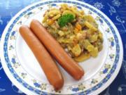 Bauern-Kartoffelsalat ... - Rezept