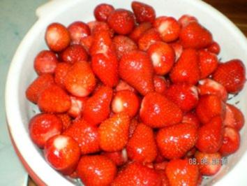 "Erdbeermarmelade mit ""Kick"" - Rezept"