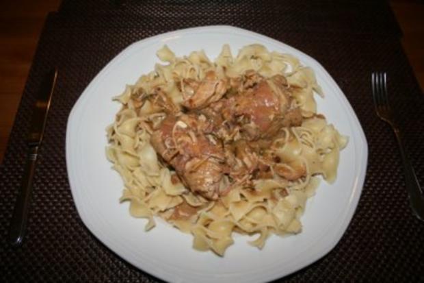 Zuccini-Fleisch- Röllchen - Rezept - Bild Nr. 9