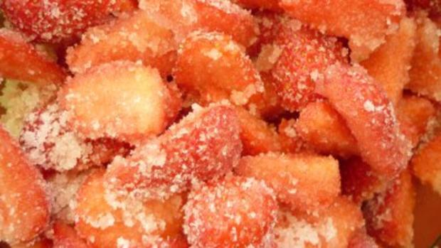 Beschwipste Erdbeermarmelade - Rezept - Bild Nr. 5