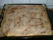 Buttermilchkuchen - Rezept