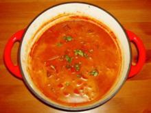 Hot Chili Gulasch - Rezept