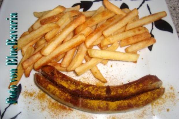Wurstküche: Brigittes Currywurst 1 - Rezept - Bild Nr. 4