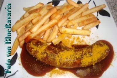Wurstküche: Brigittes Currywurst 1 - Rezept