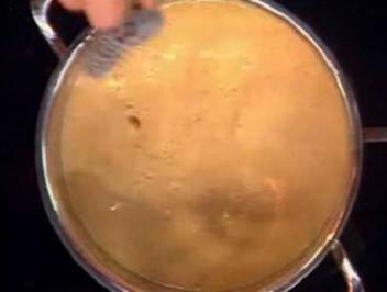 Erdnusssuppe - Rezept