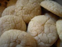 Plätzchen: Butter-Nuss-Kekse - Rezept