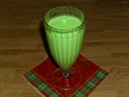 Grüner Shake - Rezept