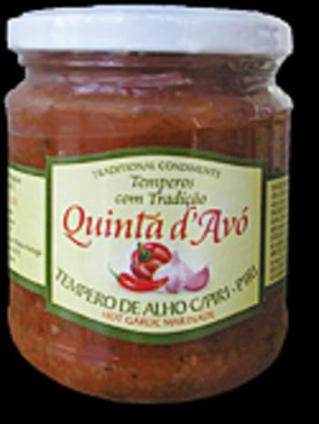 "Piri-Piri Butter mit Knoblauch - auf portugiesisch ""Manteiga com Alho-Piri-Piri"" - Rezept - Bild Nr. 3"