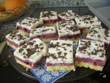 Beeren-Buttermilchkuchen - Rezept