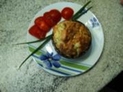 Camenbert-Zuccini-Möhren -Souffle - Rezept