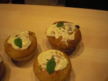 Sommerduft-Muffins - Orangenblüte, Lavendel und Aprikose - Rezept
