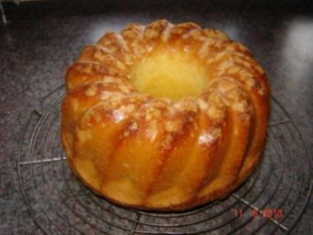Kuchen + Torten : Eierlikörkuchen - Rezept