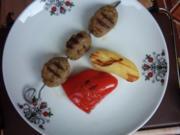 Hackfleischspieße gegrillt - Köfte aus der Türkei - Rezept